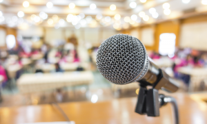 A importância de investir em palestra motivacional para sua equipe